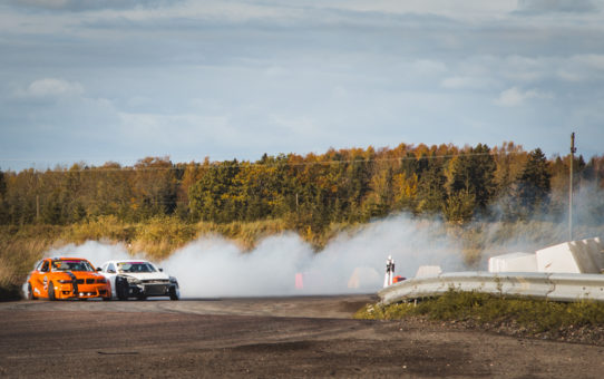 Kaspar Laitse rallypark-is